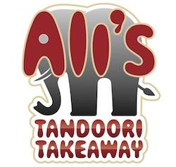 Alis Tandoori Logo